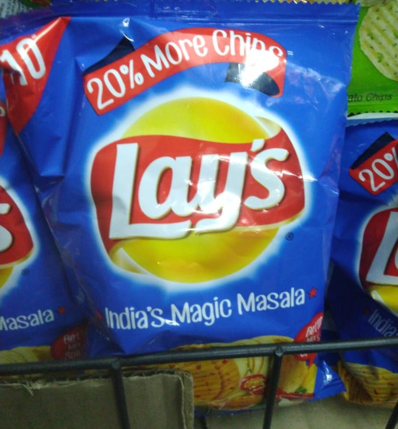India's magic masala chips
