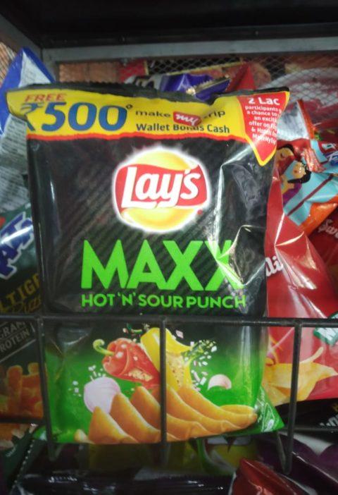 Hot n sour punch flavor
